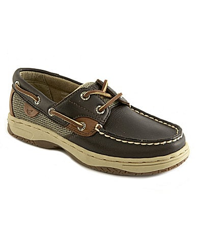 Sperry Top-Sider Boys Bluefish Boat Shoes
