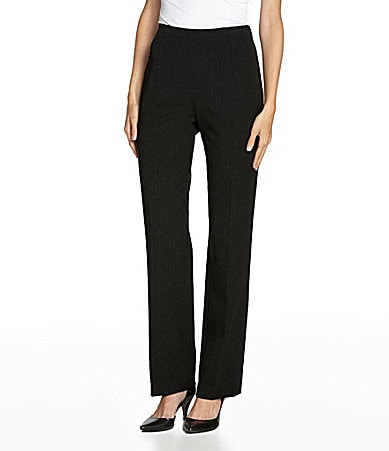 Fabrizio Gianni Side-Zip Straight-Leg Pants