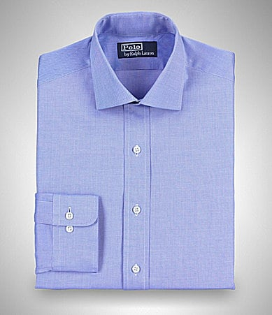 Polo Ralph Lauren Classic-Fit Twill Regent Dress Shirt
