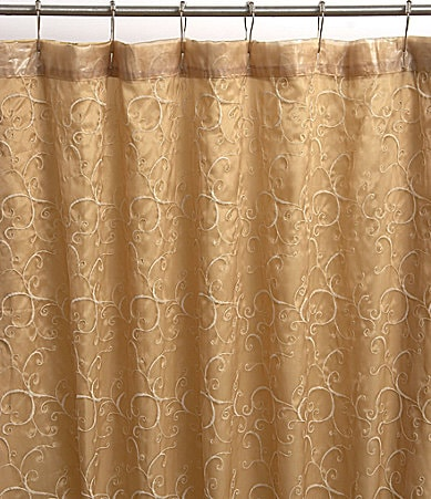 noble excellence sorrento shower curtain
