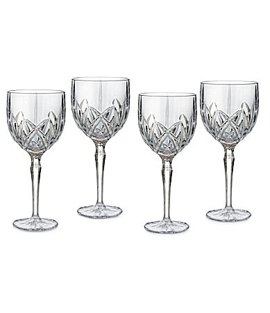 Marquis by Waterford Brookside Wine Goblet Set