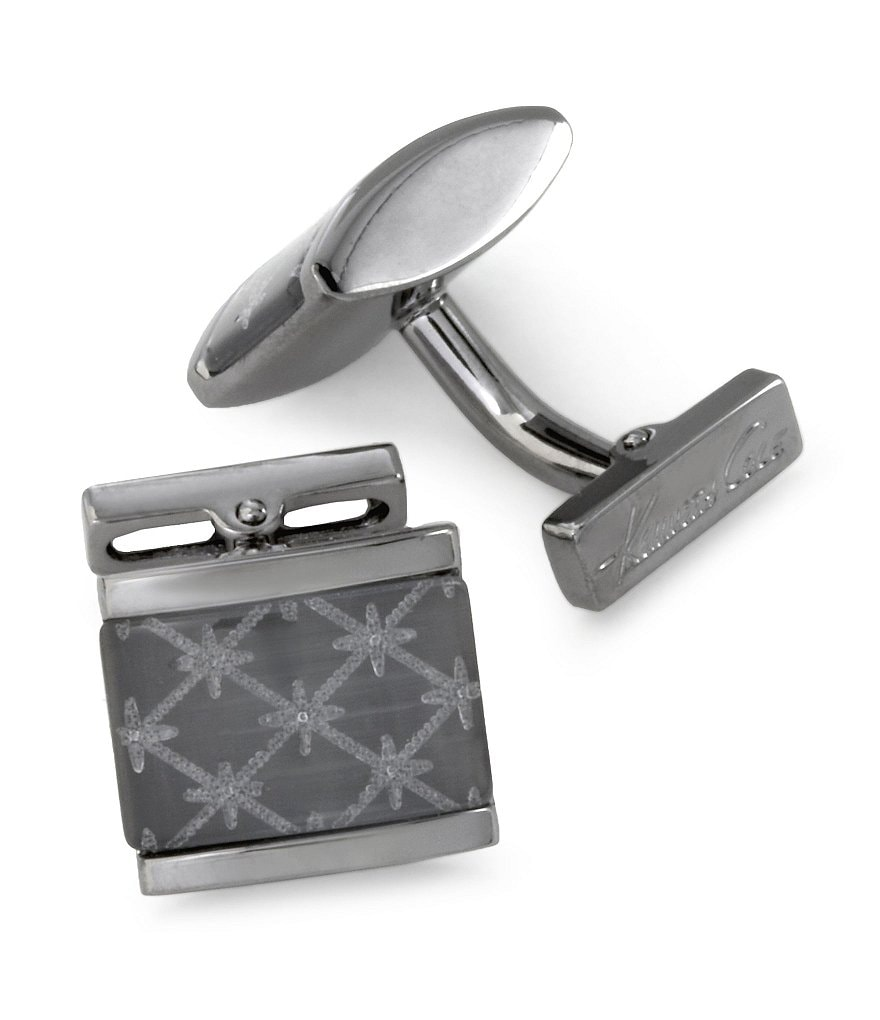 Kenneth Cole New York Cat's Eye Cuff Links