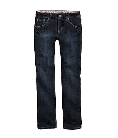 Levi�s 7-16 Slim Straight Denim Jean