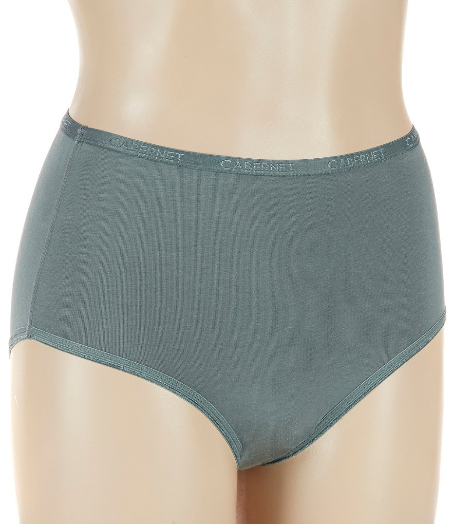 Cabernet Logo Collection Classic Brief Panty