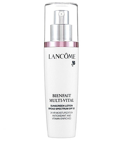 Lancome Bienfait Multi-Vital SPF 30 Lotion High Potency Daily Moisturizing Lotion