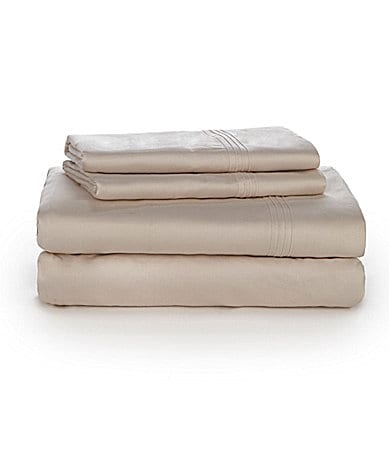 Noble Excellence 600-Thread-Count Deep Pocket Cotton Sateen Sheets