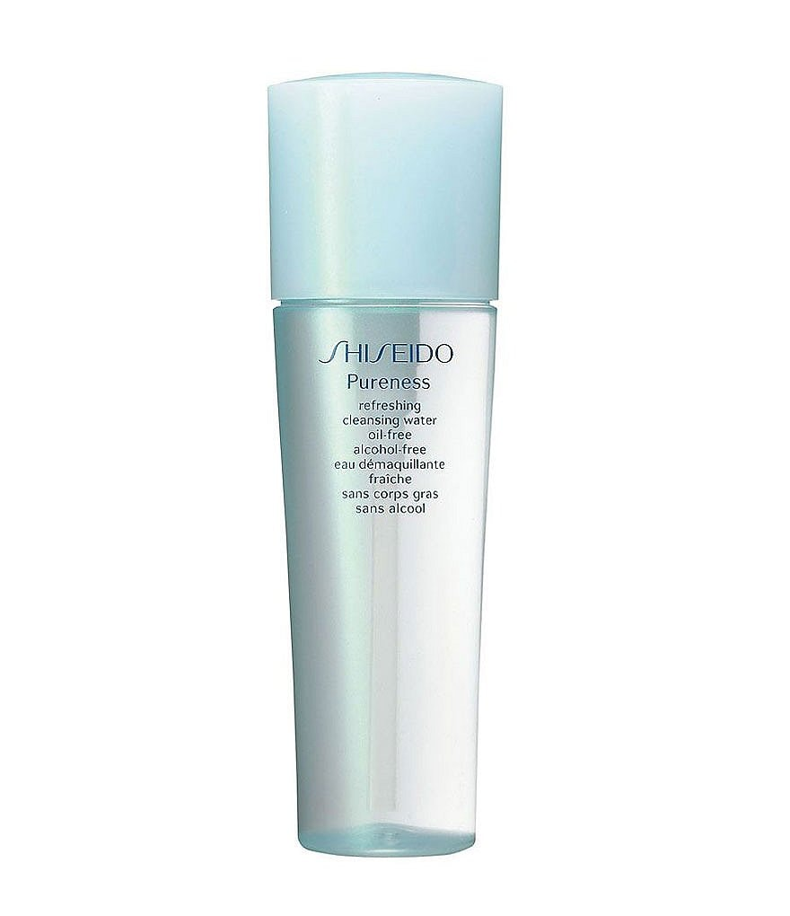 Shiseido Pureness Oil-Free Alcohol-Free Refreshing Cleansing Water