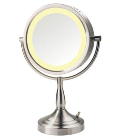 Vanity Light Distance Above Mirror : Jerdon 7X Lighted Vanity Mirror Dillards