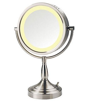 Jerdon 7X Lighted Vanity Mirror