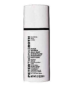 Peter Thomas Roth Max Sheer All Day Moisture Defense Lotion