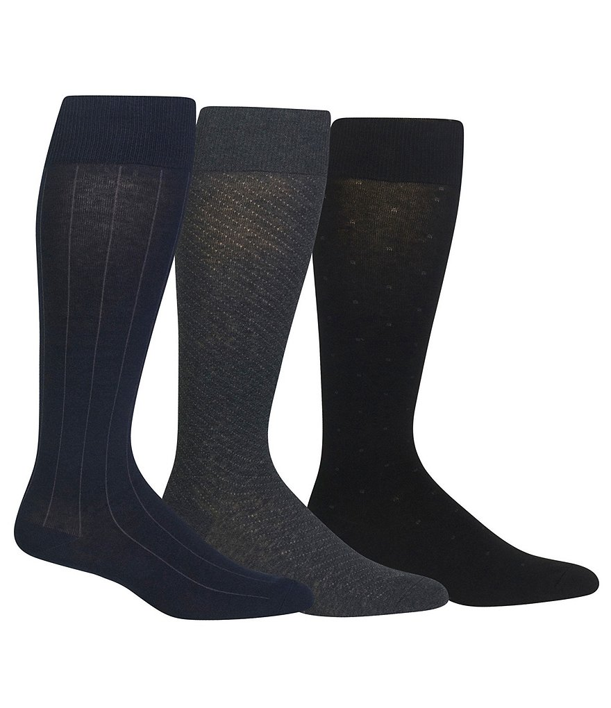 Polo Ralph Lauren Over-The-Calf Dress Socks