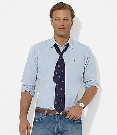 Polo Ralph Lauren Classic-Fit Oxford Shirt