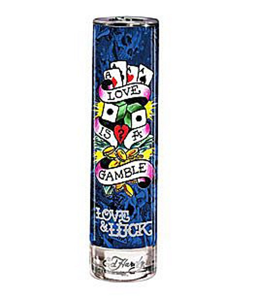 Ed Hardy Love & Luck For Men Eau de Toilette Spray