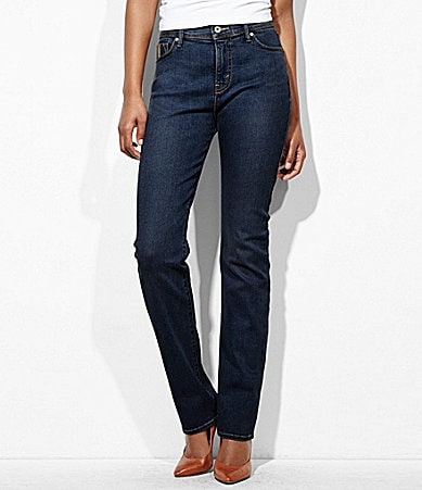 Levi�s 512� Perfectly Slimming Straight-Leg Jeans