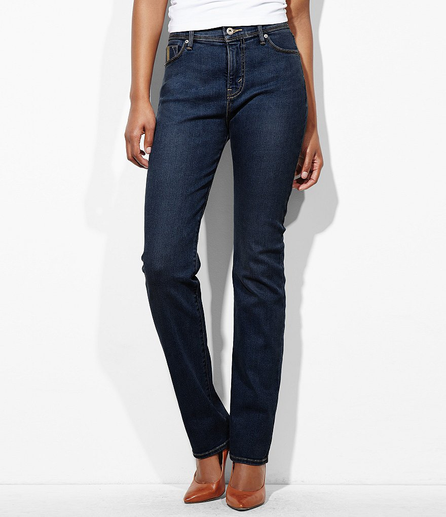 Levi's� 512� Perfectly Slimming Straight-Leg Jeans