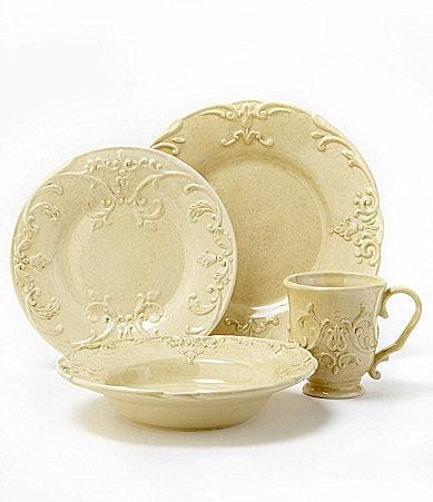 Cremieux Provence Dinnerware