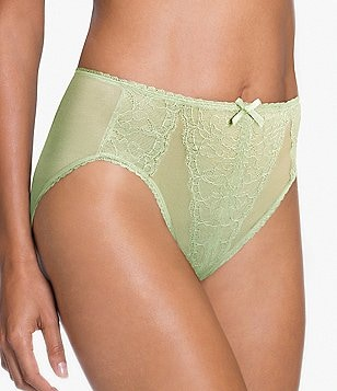 Wacoal Retro Chic Hi-Cut Brief Panty