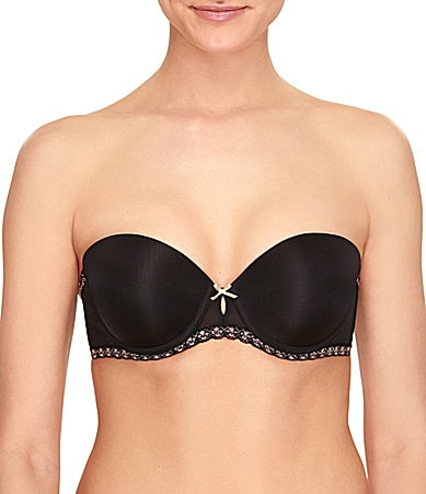 b.tempt�d by Wacoal Faithfully Yours Convertible Strapless Push-Up Bra