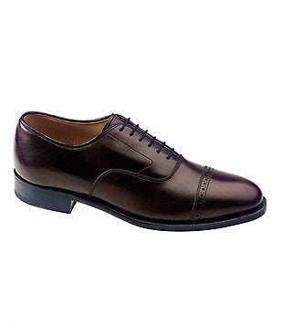 Johnston & Murphy Aldrich II Cap-Toe Dress Oxfords