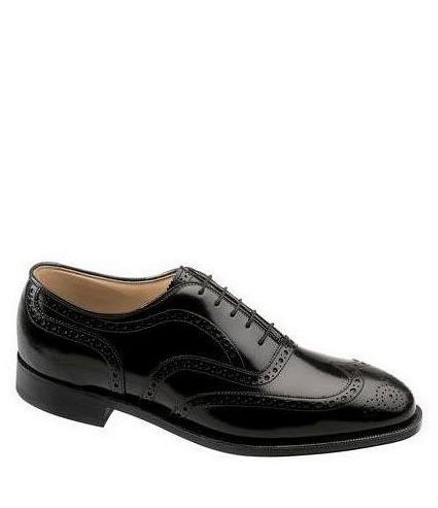 Johnston & Murphy Greenwich Wingtip Oxfords