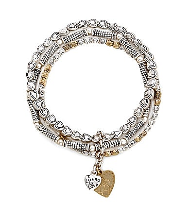 Jessica Simpson Stretch Bracelet Set
