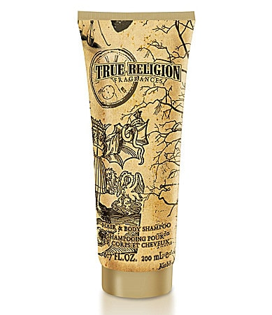 True Religion For Men Hair & Body Shampoo