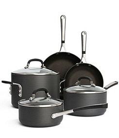 Simply Calphalon Nonstick 8-Piece Cookware Set