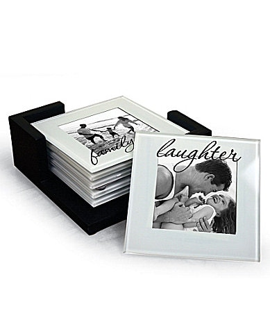 Havoc Gifts Themed Photo Coaster Set