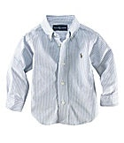 Ralph Lauren Childrenswear Infant Striped Oxford Shirt