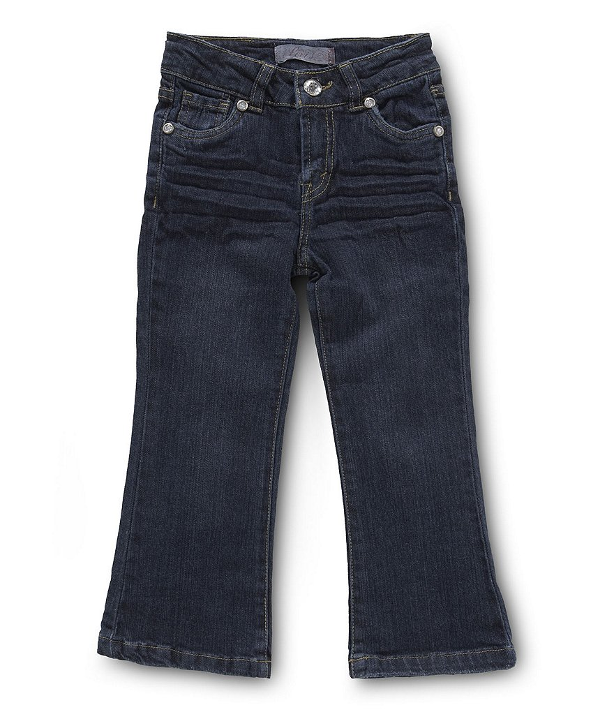 Levi's® Little Girls 2T-6X Sweetie Flare Denim Jean