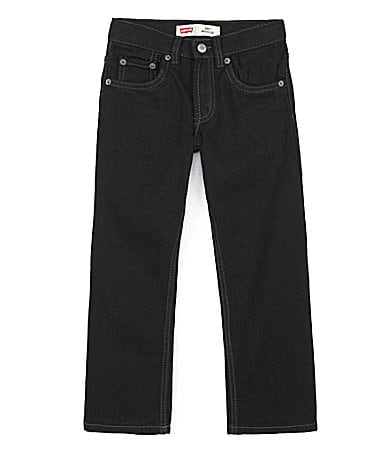 Levi�s 4-7X 549� Relaxed-Fit Straight-Leg Jeans