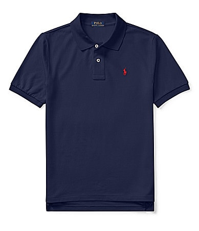 Ralph Lauren Childrenswear 8-20 Classic Mesh Polo Shirt