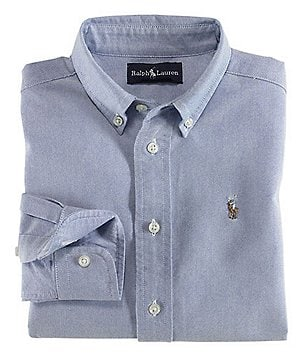 Ralph Lauren Childrenswear Little Boys 2T-7 Oxford Shirt