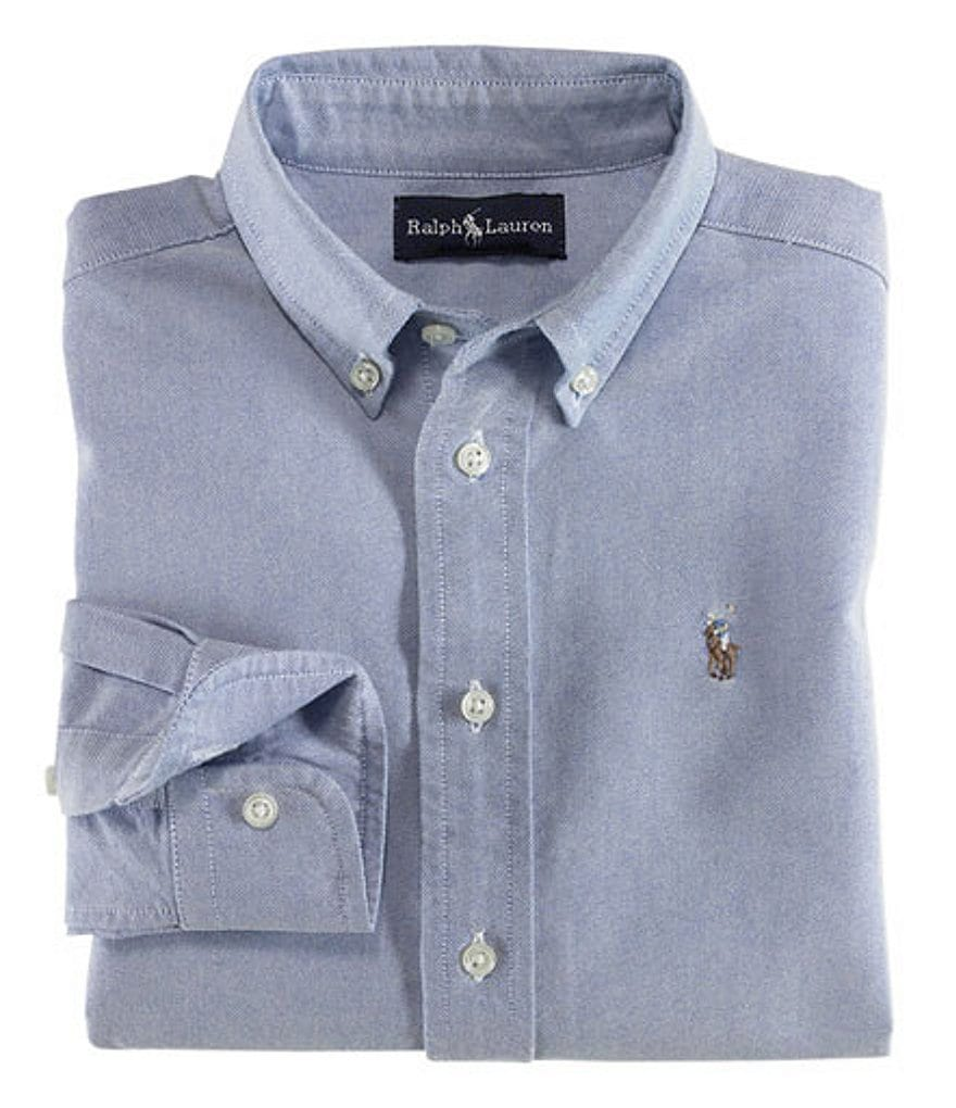 Ralph Lauren Childrenswear Big Boys 8-20 Oxford Shirt