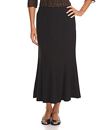 Investments II PARK AVE fit Gored Skirt
