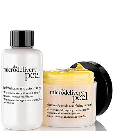 philosophy the microdelivery peel weekly in-home peel