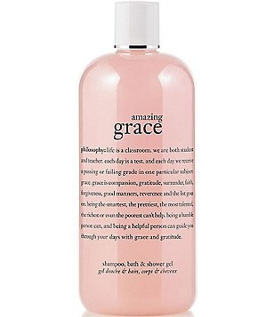 philosophy amazing grace 3-in-1 shower gel