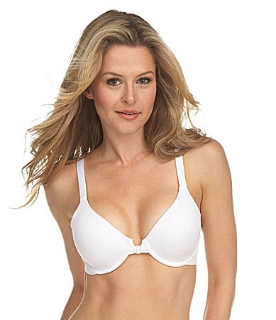 Cabernet Front-Closure Backsmoothing Bra