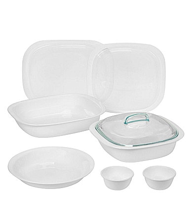 SimplyLite by CorningWare 8-Piece Set