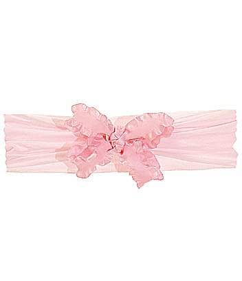 Starting Out Newborn Mini Lasagna Bow Headband
