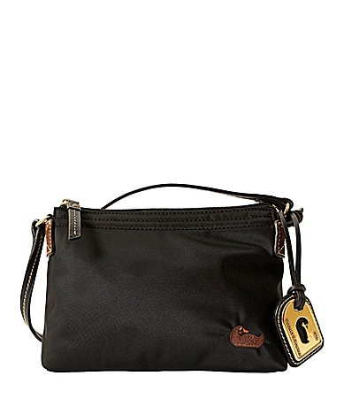 Dooney & Bourke Nylon Cross-Body Pouchette