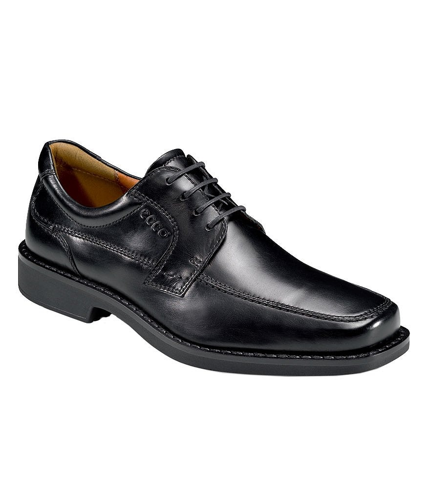 ECCO Seattle Apron-Toe Dress Shoes