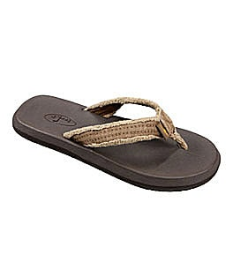 Sanuk Boys Who�s Afraid Sandals