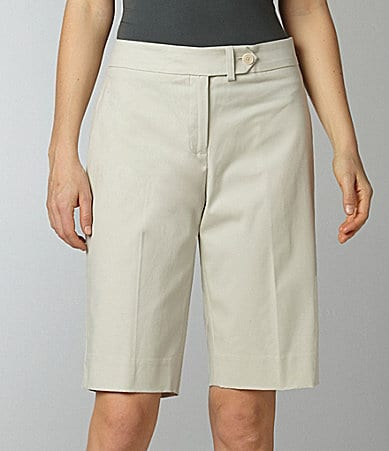 Jones New York Signature Bermuda Shorts
