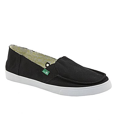 Sanuk Women�s June Bug Sneakers