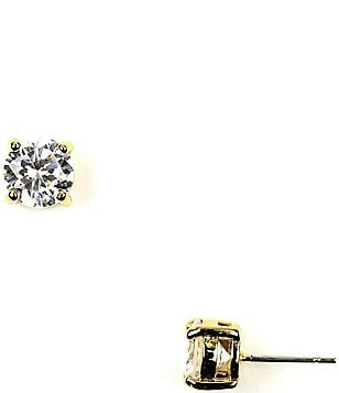 Givenchy 7mm Cubic Zirconia Stud Earrings