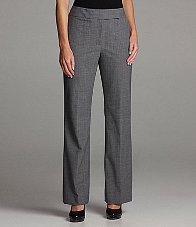 Alex Marie Mariah Wide-Waist Pants