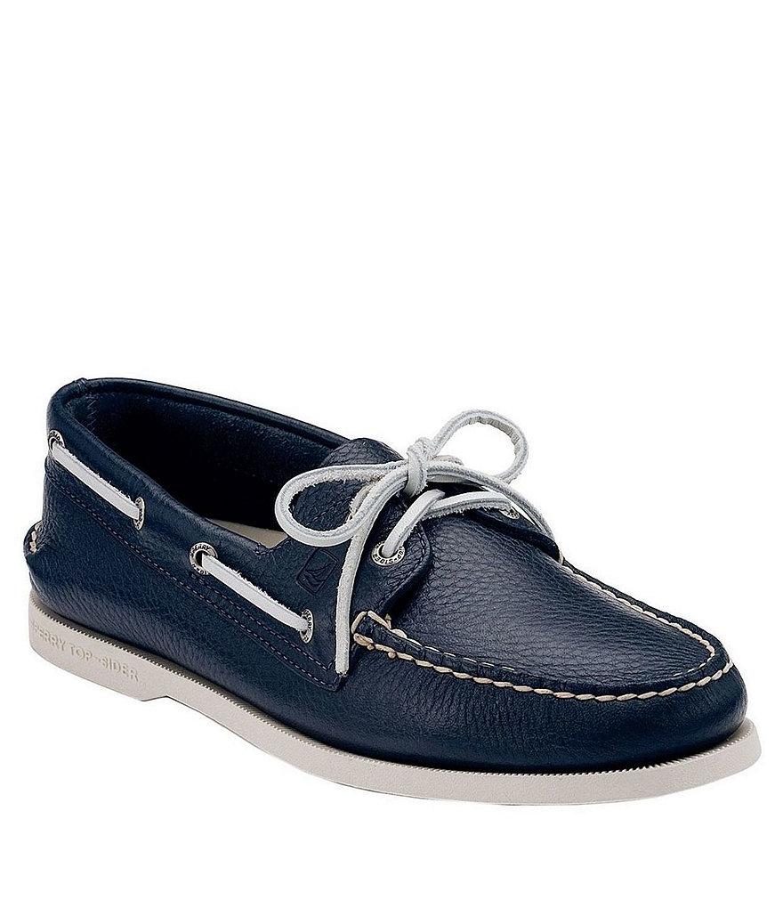 Sperry Top-Sider Authentic Original Men�s 2-Eye Boat Shoes