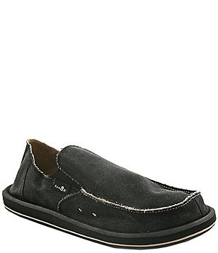 Sanuk Vagabond Slip-On Shoes
