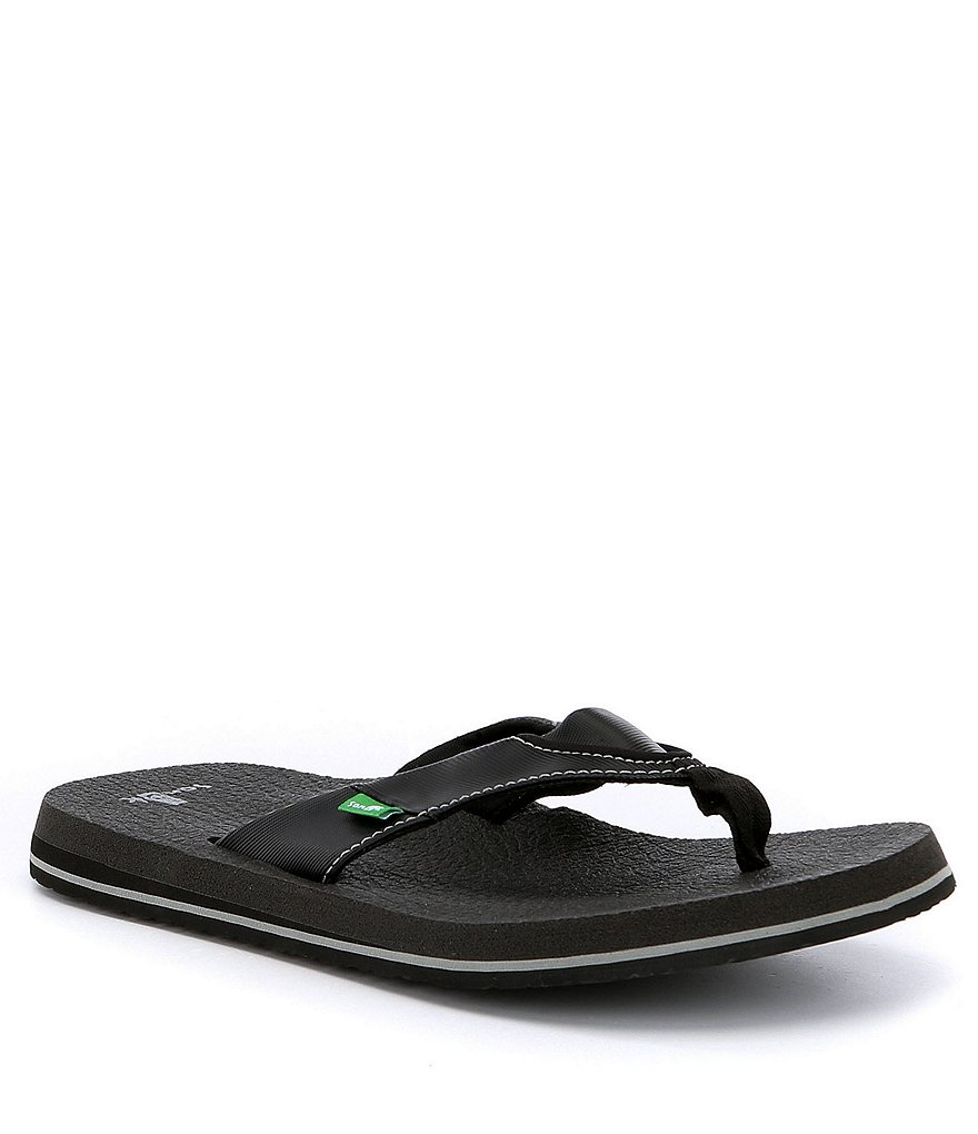 Sanuk Beer Cozy Thong Sandals